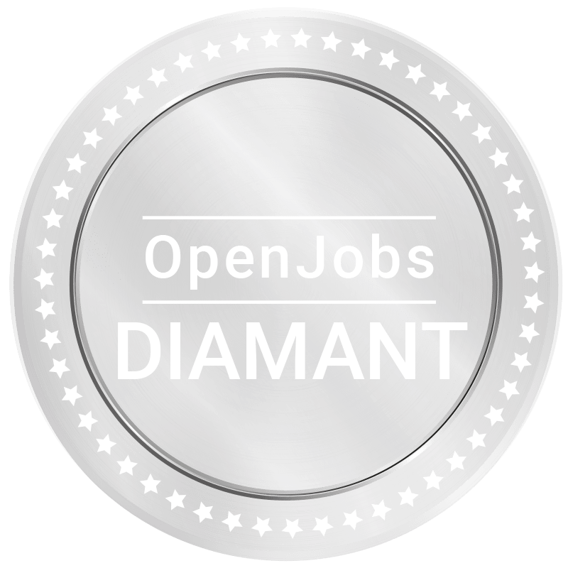 Diamant Mitarbeiter