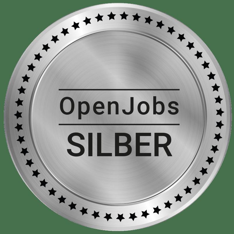 Silber Mitarbeiter