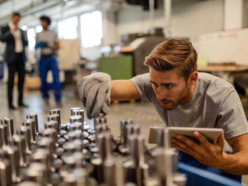 Gewerbe, Handwerk & Industrie – für Betriebe